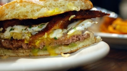 DMK Burger Bar: Chicago, IL