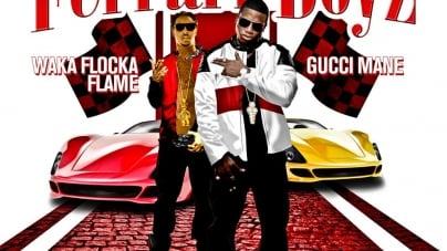 Gucci Mane & Waka Flocka Flame: Ferrari Boyz