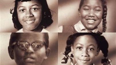 Oeuvre: Spike Lee: 4 Little Girls