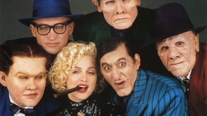 Revisit: Dick Tracy