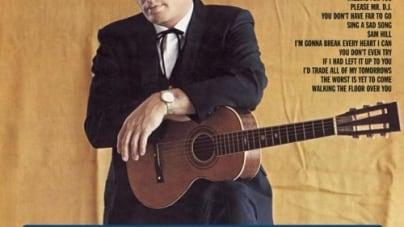 Revisit: Merle Haggard and the Strangers: Swinging Doors