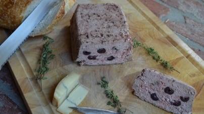 Twitter Challenge: Olive Loaf