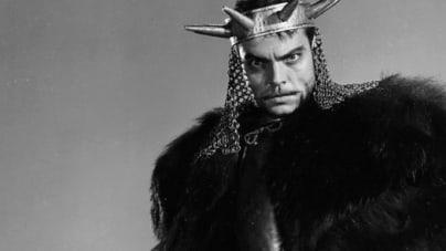 Oeuvre: Welles: Macbeth