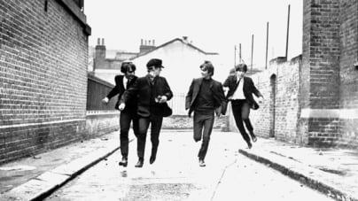 Revisit: A Hard Day's Night