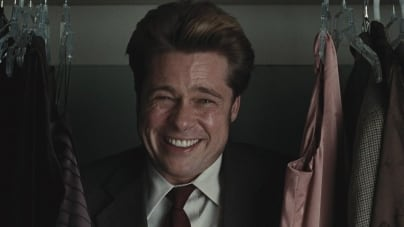 Faces of Death: Brad Pitt