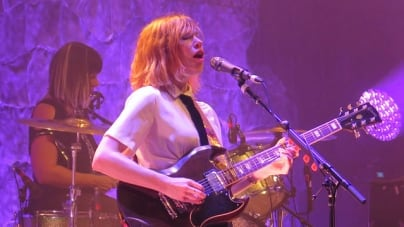 Concert Review: Sleater-Kinney