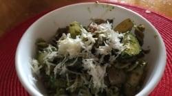 Famous Pesto Pasta Recipe