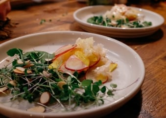 Underground Supper Club in NYC: My EatWith Experience with Ai