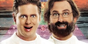 Tim & Eric's Zone Theory: by Tim Heidecker and Eric Wareheim