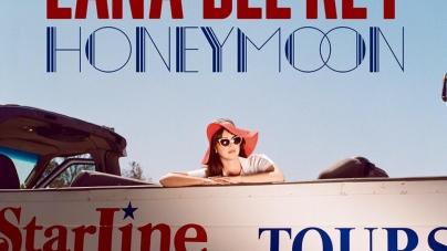 Lana Del Rey: Honeymoon