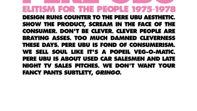 Pere Ubu: Elitism for the People: 1975-1978