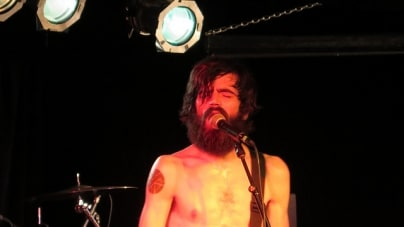Concert Review: Titus Andronicus