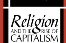 Religion and the Rise of Capitalism: by R.H. Tawney