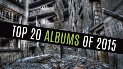 Top 20 Albums of 2015