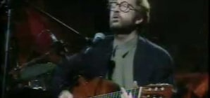 Eric Clapton – Tears in Heaven – Unplugged