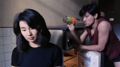Oeuvre: Wong Kar-wai: As Tears Go By