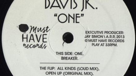 Rediscover: Seven Davis Jr: One