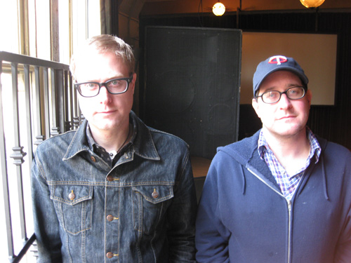 Interview: Craig Finn and Tad Kubler of the Hold Steady