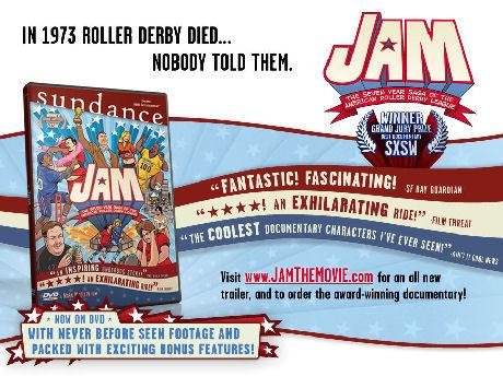 DVD: JAM