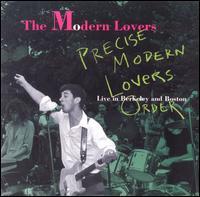 Rediscover: The Modern Lovers: Precise Modern Lovers Order