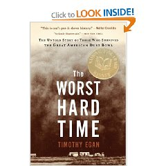 Revisit: The Worst Hard Time: by Timothy Egan