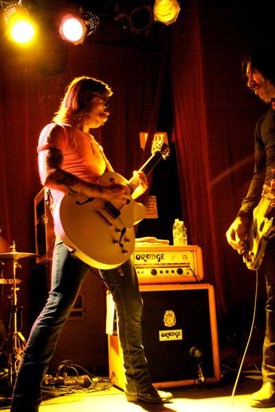 Concert Review: Eagles of Death Metal/The Duke Spirit