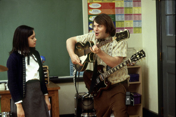 Oeuvre: Linklater: School of Rock