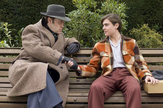 Oeuvre: Linklater: Me and Orson Welles