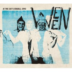 Music on DVD: Ween, At Cat's Cradle, 1992