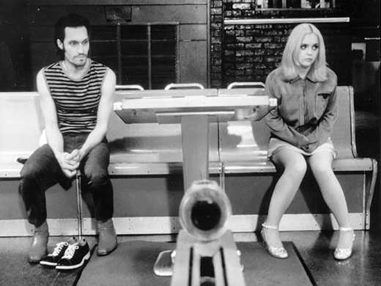 Buffalo 66 bowling alley - Vincent Gallo and Christina Ricci