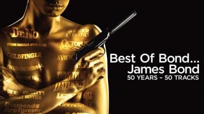 Various Artists: The Best of Bond….James Bond