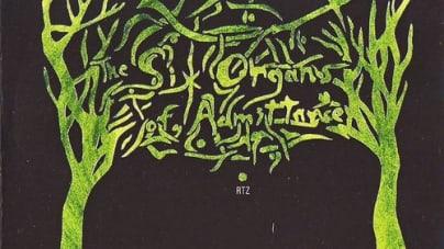 Six Organs of Admittance: RTZ