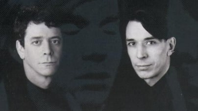 Revisit: Lou Reed and John Cale: Songs For Drella