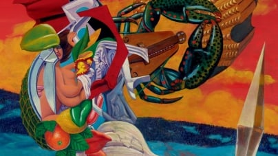The Mars Volta: Octahedron