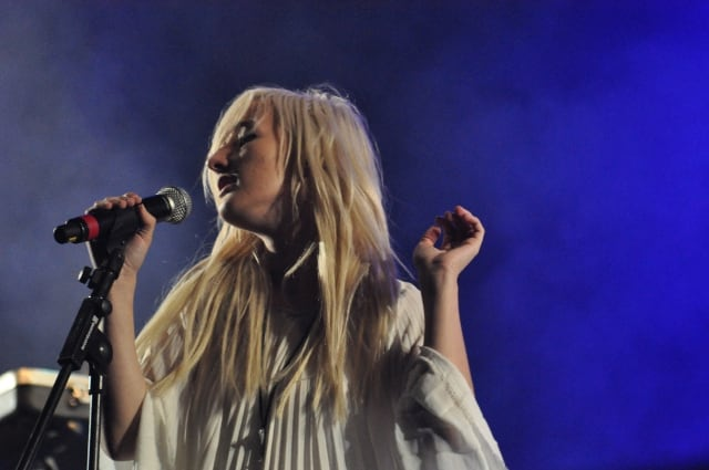 Concert Review: Zola Jesus