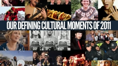 List Inconsequential: Our Defining Cultural Moments of 2011