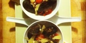 Oeuvre: Keller: Mussels, An Adaptation
