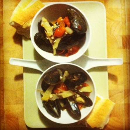 Oeuvre: Keller: Mussels, An Adaptation