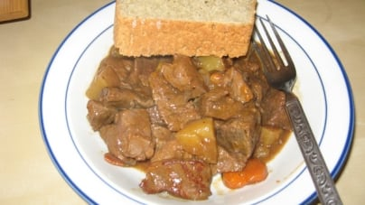 Spectrum Seasonal: Beef Braised in Guinness and Guinness Beer Bread