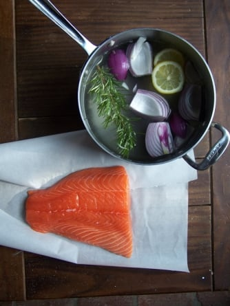 Oeuvre: Keller: On Cookbooks and Poached Salmon