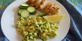 Spectrum Seasonal: Spring Onion Spaetzle
