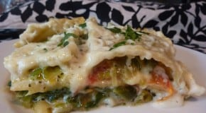 Twitter Challenge: Bchamel Lasagna