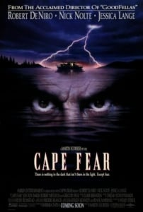 Cape Fear 1991 - Robert De Niro, Nick Nolte