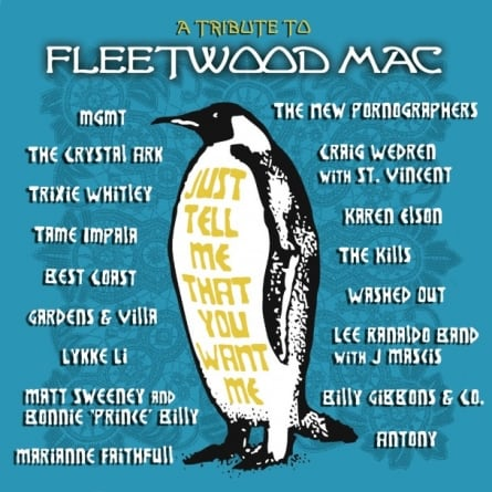 Various Artists: Just Tell Me That You Want Me: A Tribute to Fleetwood Mac