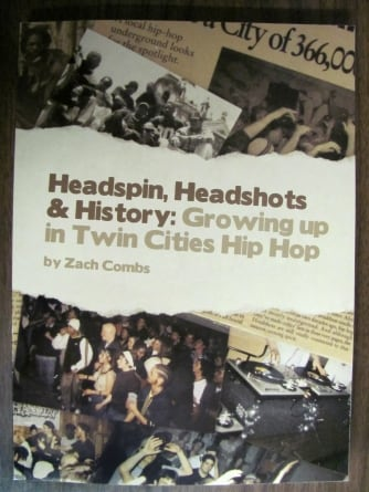 Headspin, Headshots & History: by Zach Combs