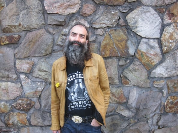 Interview: Warren Ellis of the Dirty Three