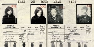Revisit: The Kills: Keep on Your Mean Side