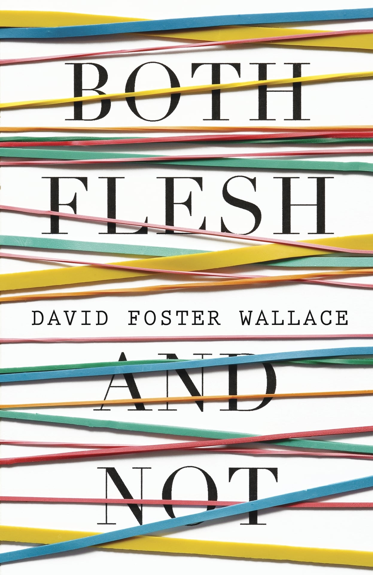 david foster wallace list essays