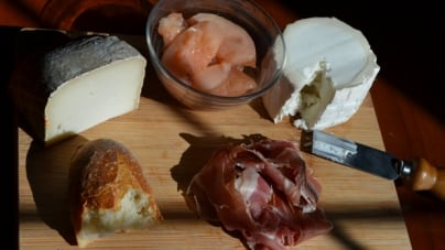 No Manwich Tonight and Other Ways to Improve Your Life: Charcuterie and Cheese