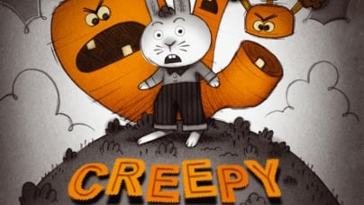 Creepy Carrots!: by Aaron Reynolds, illustrated by Peter Brown